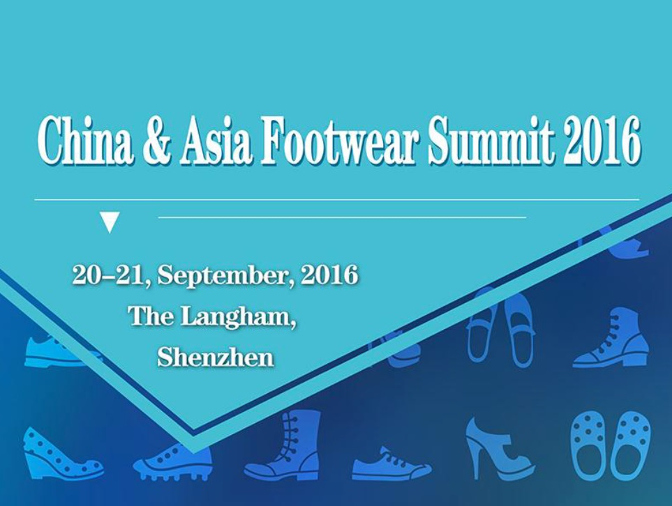 China and Asia Footwear Summit