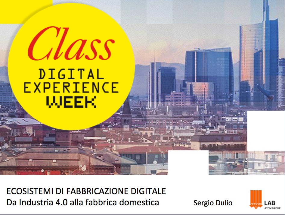 Class Digital Experience Week